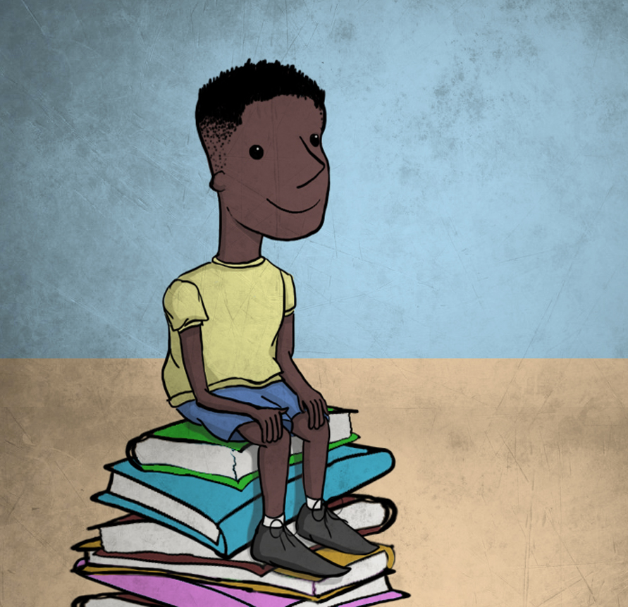 The Benefits of Reading by Jack Hudson